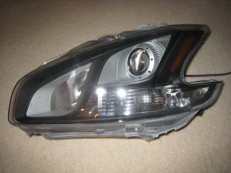 How To Paint Your Headlight Housing